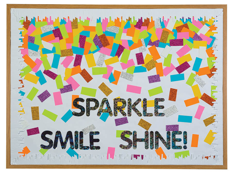 Sparkle Smile Shine!